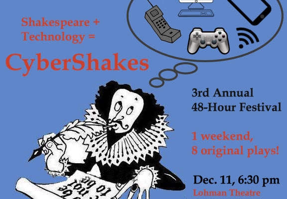 COMING SOON: 48-Hour Festival – Cybershakes!