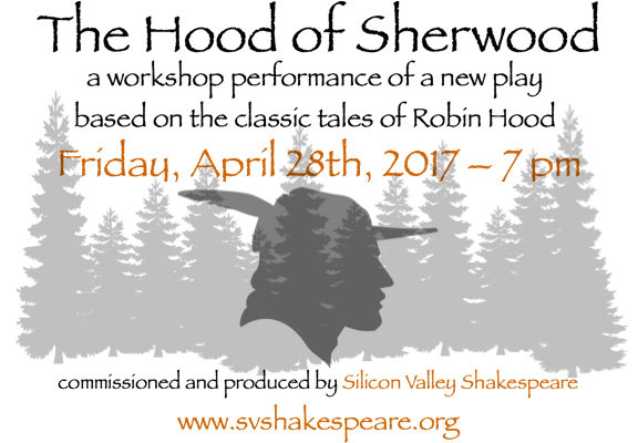 THIS FRIDAY: The Hood of Sherwood