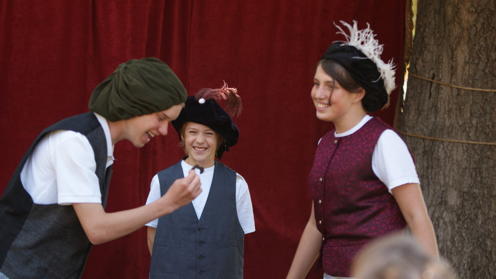 Shakespeare Campers 2012