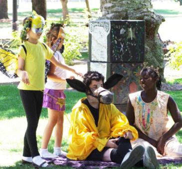 "Camp 2010 – ""A Midsummer Night's Dream"""