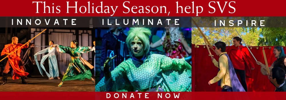 Donate to SVS this Holiday Season!