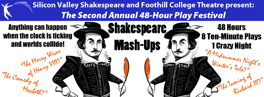48-Hour Play Festival – Silicon Valley Shakespeare